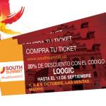 20% de descuento para comprar tus entradas al South Summit