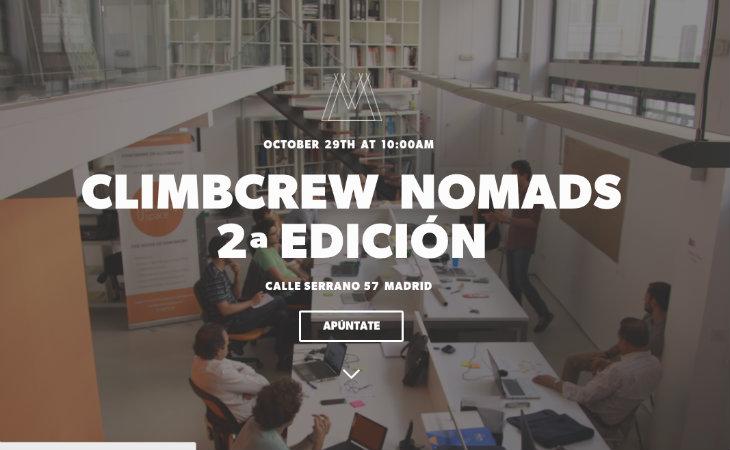 Nueva edición de Climbcrew Nomads