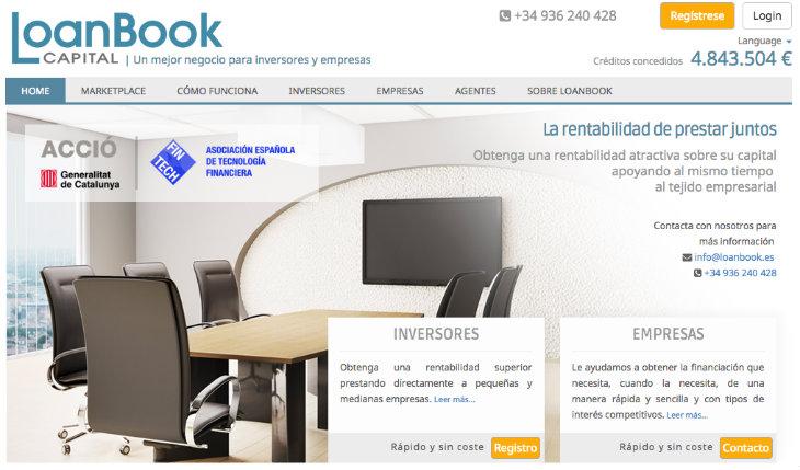 LoanBook Capital realiza una ronda de 1,1 millones de euros