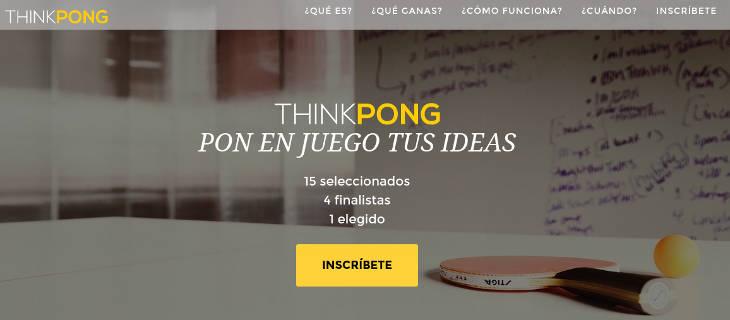 ThinkPong, pon a prueba tu idea de negocio