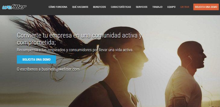 WeFitter realiza una ronda de 260.000 euros