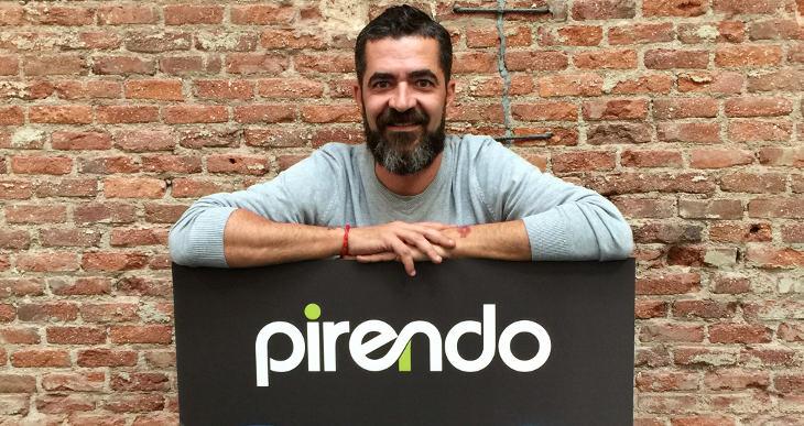 Entrevistamos a Javier Esteban como brand manager de Pirendo