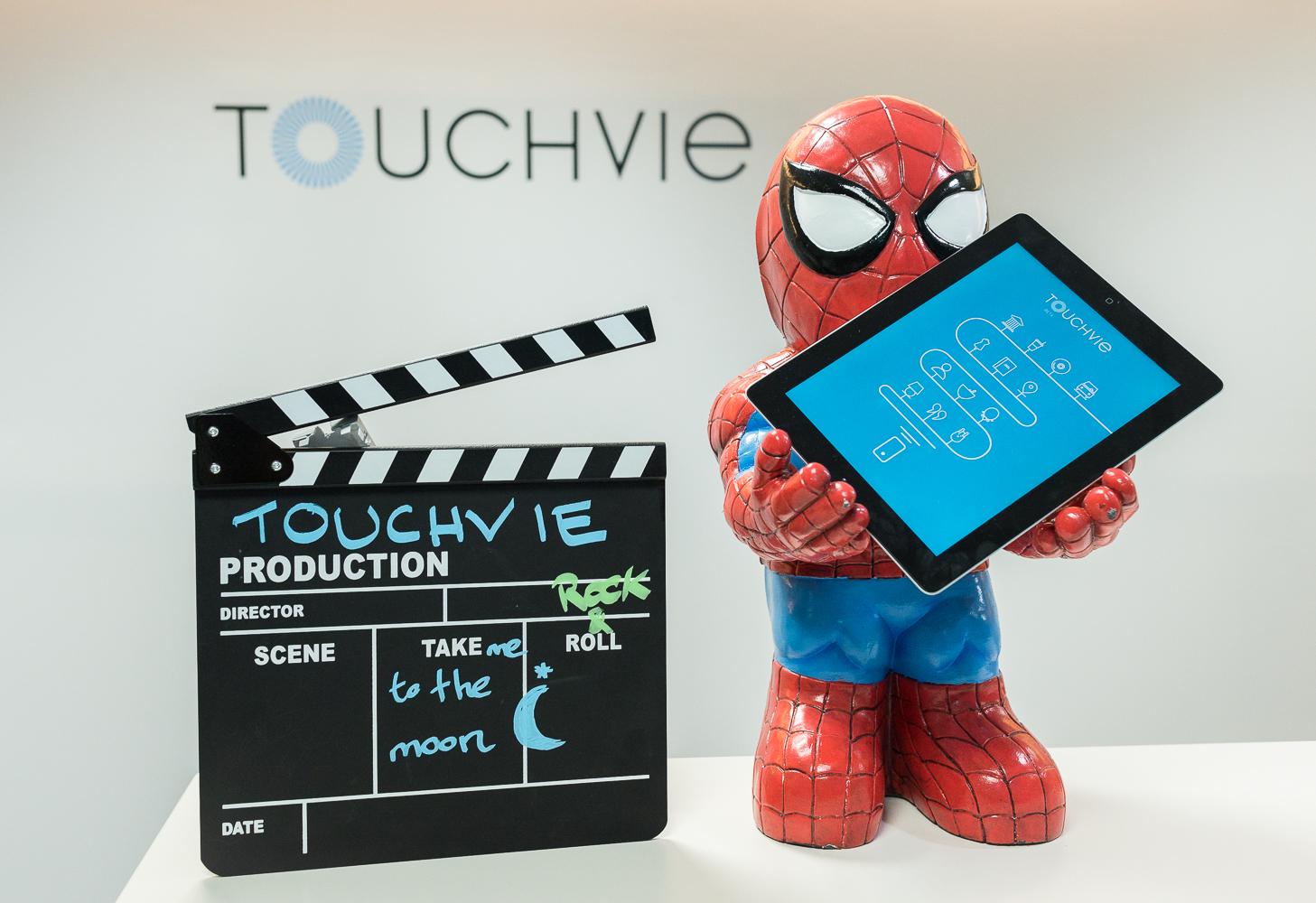 TouchVie, la app para interactuar con lo que ves en televisión en tiempo real