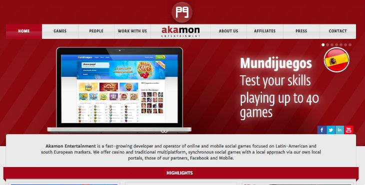 Imperus compra Akamon por 23,7 millones
