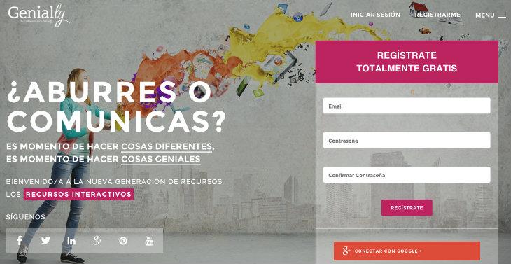 300.000 euros de inversión en Genial.ly