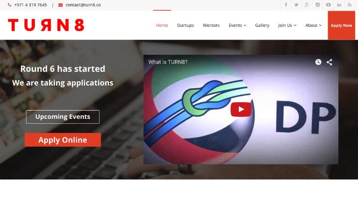 TURN8 busca startups españolas para llevar a Dubai