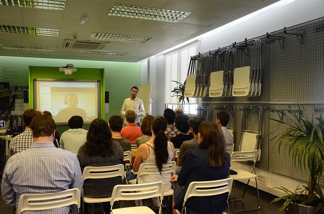 Este jueves taller sobre Crowdfunding en EOI