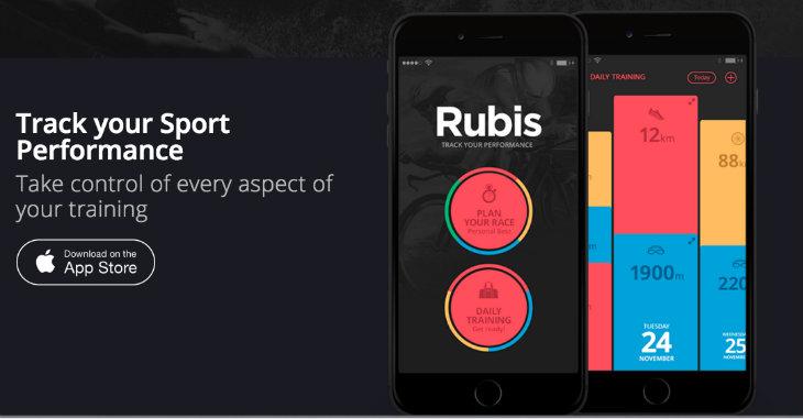 Rubis PRO la app que necesitas para tu diario de entrenamientos