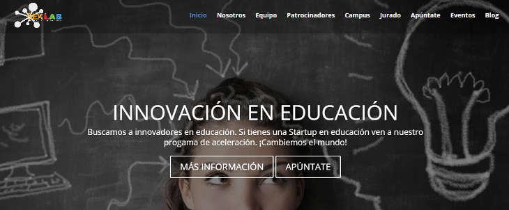 Nace SEK Lab, aceleradora de proyectos y startups educativas