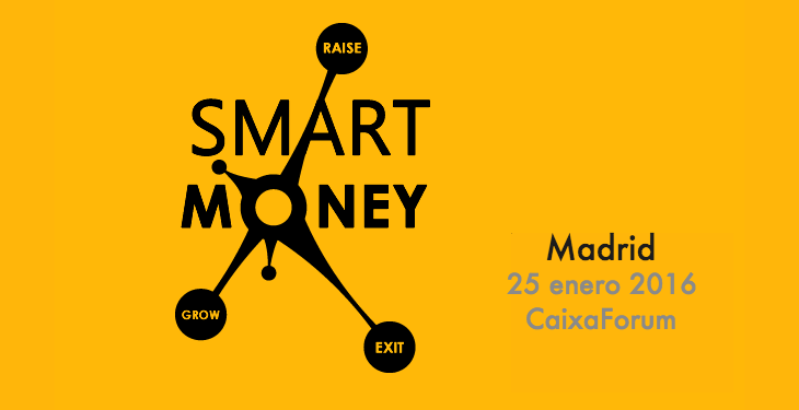 Razones para participar como emprendedor en Smart Money Madrid 2016