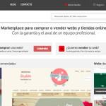 Primer caso de éxito en el marketplace de webs Wadios