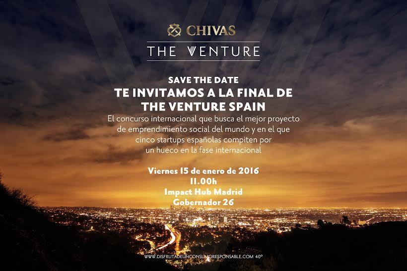 The Venture busca de nuevo el mejor proyecto de emprendimiento social del mundo