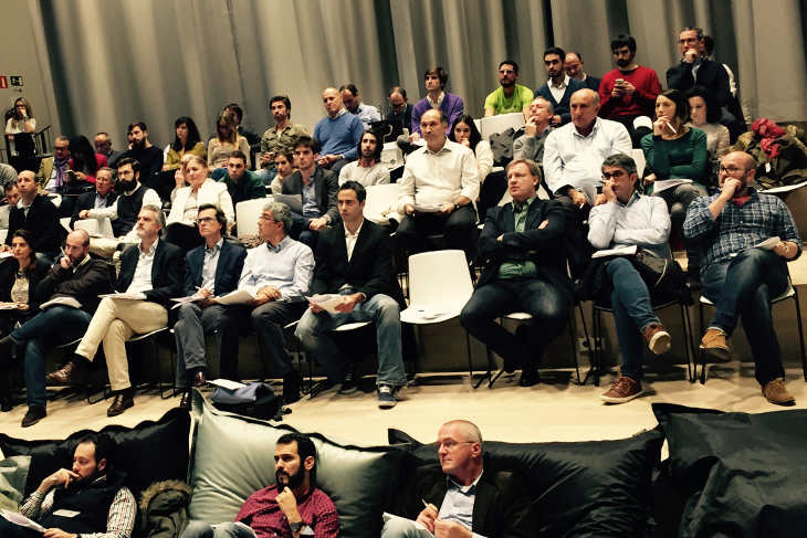 Seleccionadas las 10 startups de Finanziaconnect