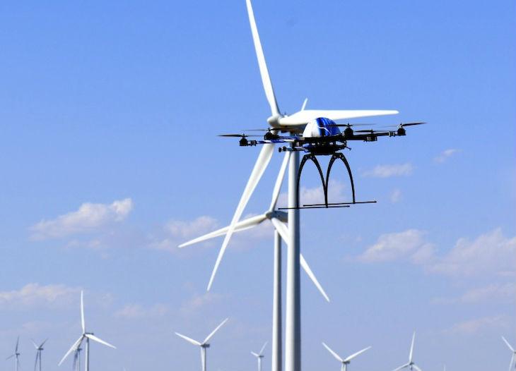 450.000 euros de inversión para los drones de Arbórea Intellbird