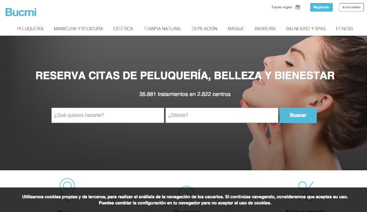 2 millones de euros de inversión en la startup Bucmi