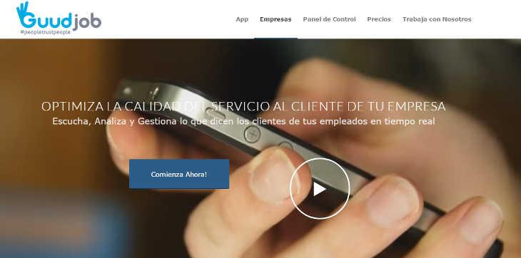 La española Guudjob cierra una ronda de 410.000 euros