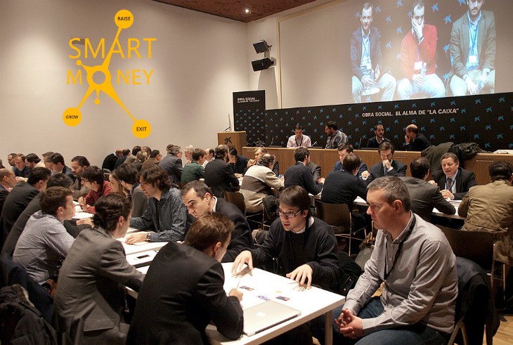 Confirmados 100 inversores para el speed networking de Smart Money