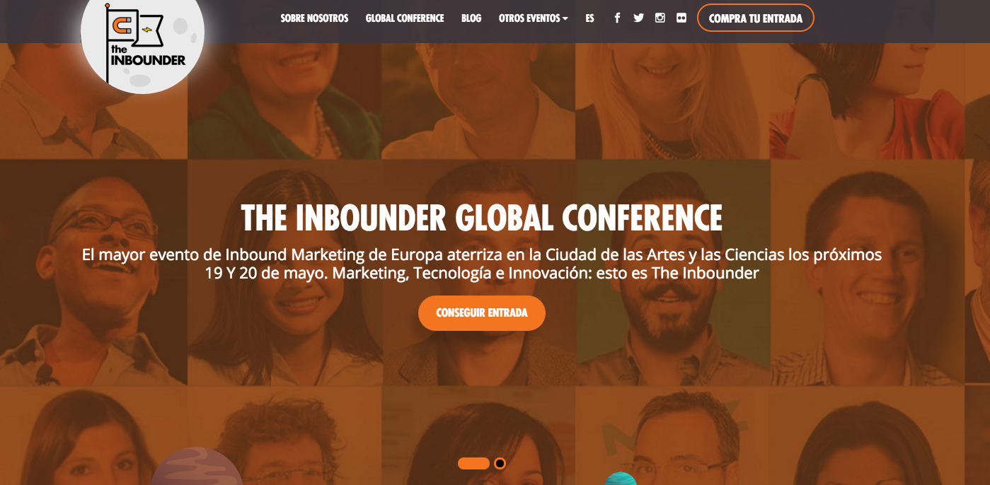 The Inbounder Global Conference llega a Valencia