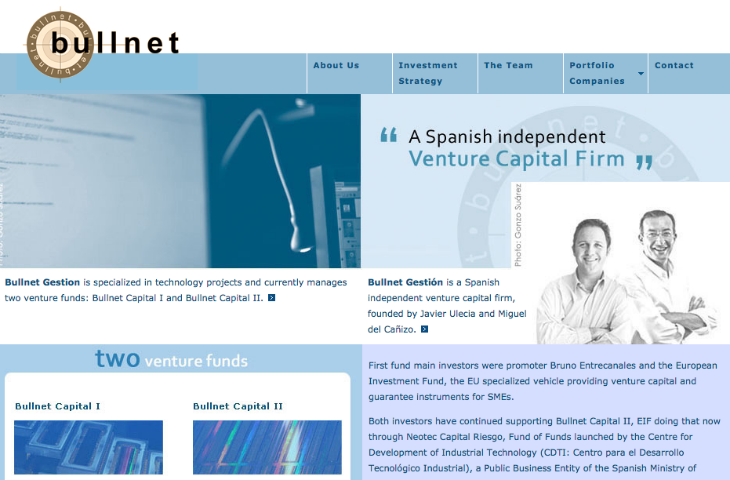 Bullnet Capital crea un nuevo fondo de 42 millones de euros