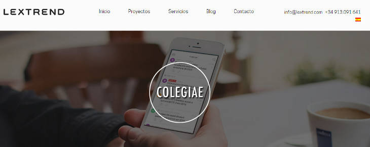 Lextrend lanza una app para asociaciones de empresas y colegios profesionales