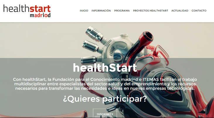 Healthstart ayuda a convertir en startups las mejoras para la salud