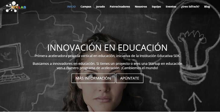 SEK Lab Awards ya tiene sus 8 startups de educación