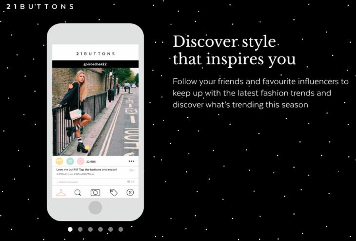 La app 21 Buttons recibe 500.000 euros de inversión