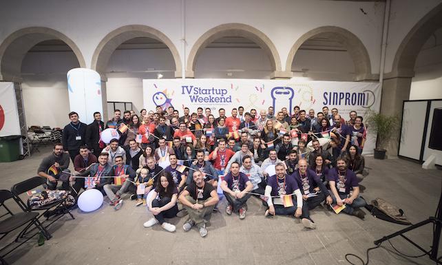 IV Startup Weekend Tenerife