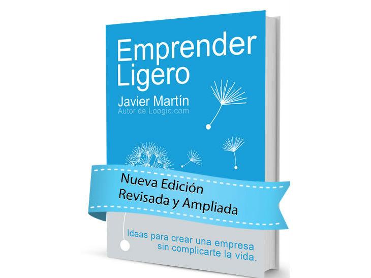 Preparando la segunda edición del libro Emprender Ligero