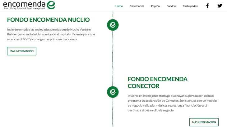 Encomenda Venture Capital, el Super Angel Found de Carlos Blanco