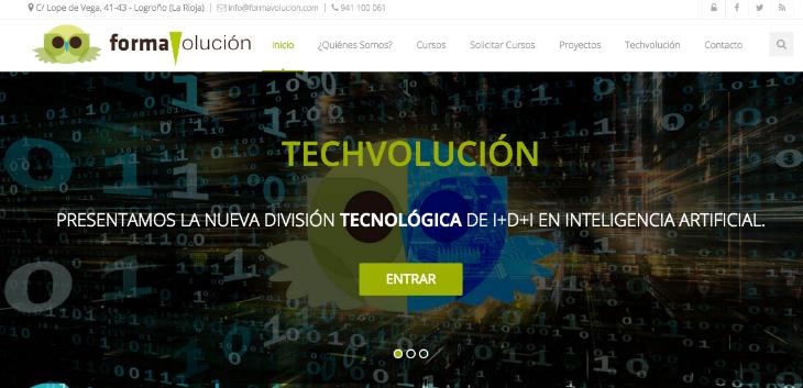 Descubre Formavolución, empresa de Inteligencia Artificial en el mundo de la formación