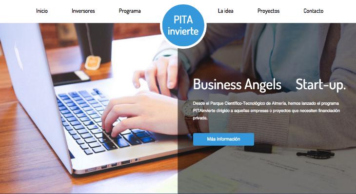 PITAinvierte fomenta la inversión en startups en Almería