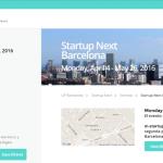 Startup Next Barcelona
