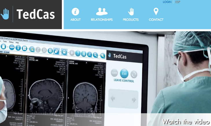 500.000 euros de inversión en la startup de eHealth Tedcas