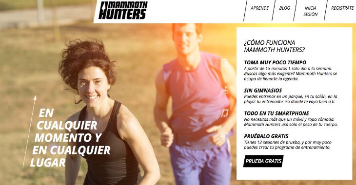 300.000 euros de inversión en la app Mammoth Hunters