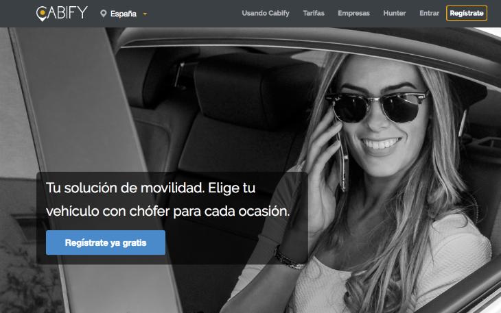 120 millones de dólares de inversión en Cabify
