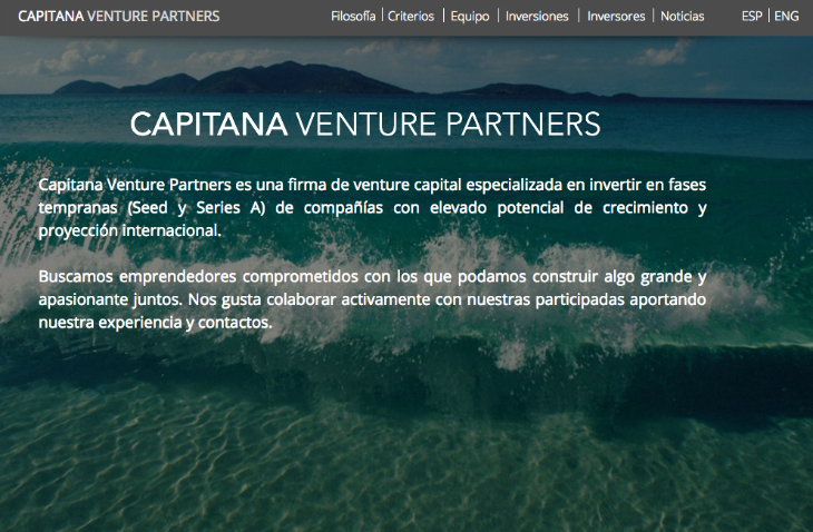 Nace Capitana Tech Fund