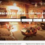 Entrevistamos a los fundadores de Escapada Rural