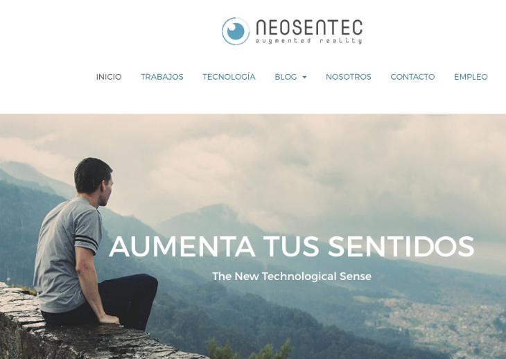 NeoSenTec y la Realidad Aumentada