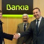 Bbooster Ventures firma un convenio con Bankia
