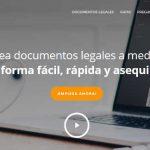 Bigle Legal para crear documentos legales a medida