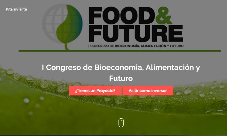Oportunidad para startups agroalimentarias en el foro de inversión Food&Future