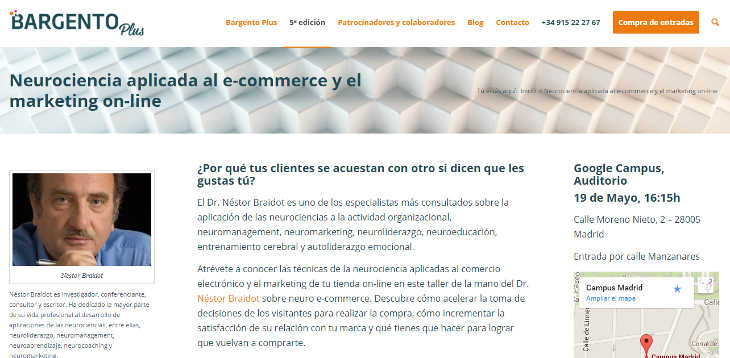 Neurociencia aplicada al eCommerce y el marketing online
