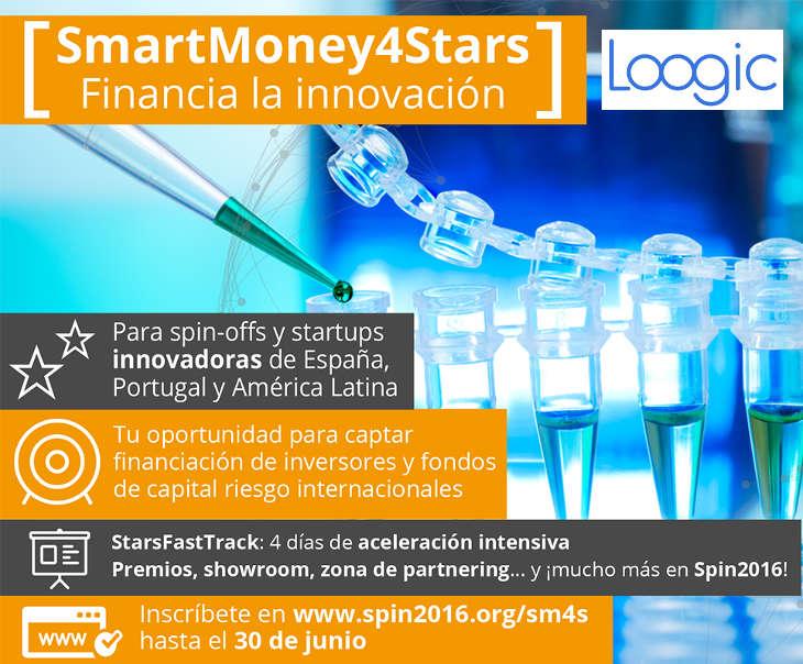 Queda menos de una semana para presentar tu startup a SmartMoney4Stars