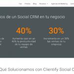 Entrevistamos a los fundadores del Social CRM Clientify