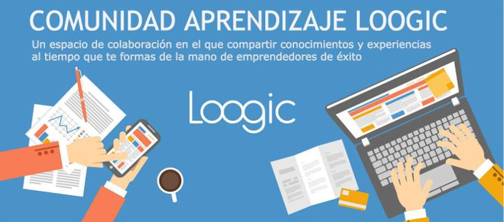 Empieza el curso entrando en la Comunidad de Aprendizaje de Loogic
