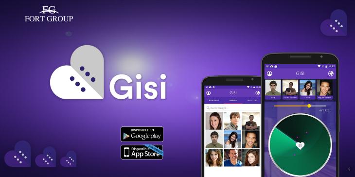 Entrevistamos a los fundadores de la nueva app de dating GISI
