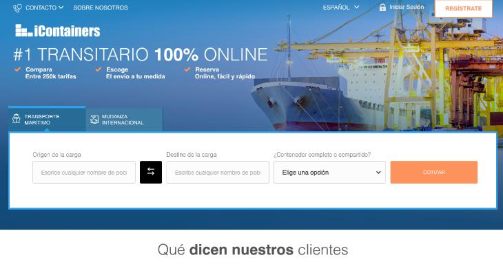 6 millones de euros de inversión en iContainers