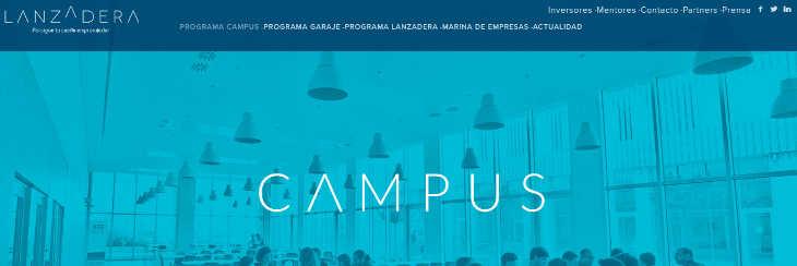 Lanzadera pone en marcha el nuevo Programa Campus