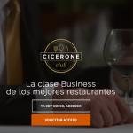 500.000 euros de inversión en la startup Ciceroneclub
